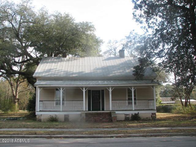 504 E Main Street E, Varnville, SC 29944 (MLS #155484) :: RE/MAX Island Realty