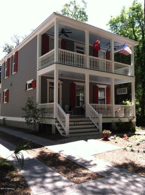 417 Heyward Street, Beaufort, SC 29902 (MLS #155742) :: RE/MAX Island Realty