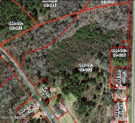 0 Sumpter Street, Fairfax, SC 29827 (MLS #155761) :: RE/MAX Island Realty