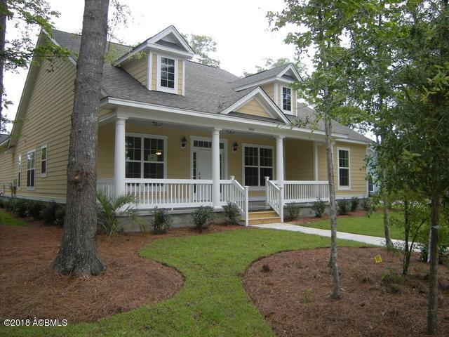 4180 Sage Drive, Beaufort, SC 29907 (MLS #156532) :: RE/MAX Island Realty