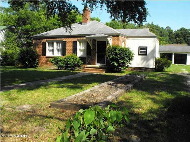 623 Klein Street, Walterboro, SC 29488 (MLS #157526) :: RE/MAX Coastal Realty