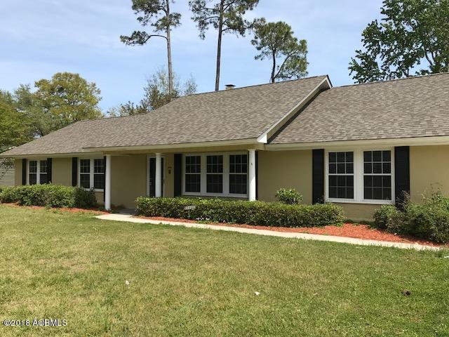 5927 Pleasant Farm Drive, Beaufort, SC 29906 (MLS #157586) :: RE/MAX Coastal Realty