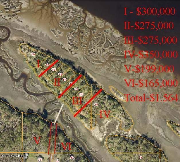 11 Bay Breeze Lane, Beaufort, SC 29907 (MLS #157665) :: RE/MAX Coastal Realty