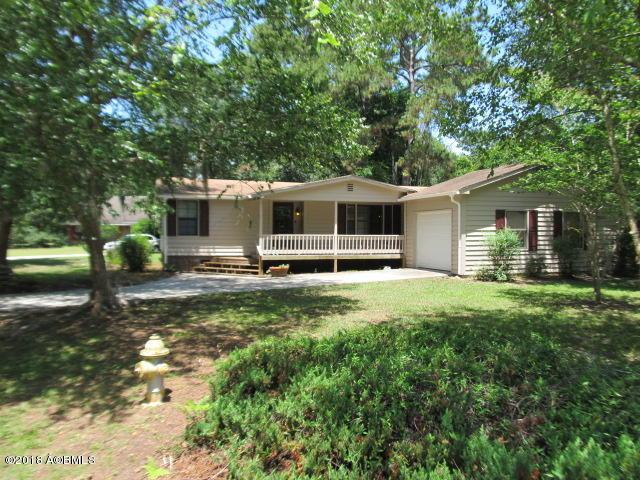 88 Possum Hill Road, Beaufort, SC 29906 (MLS #157957) :: RE/MAX Island Realty