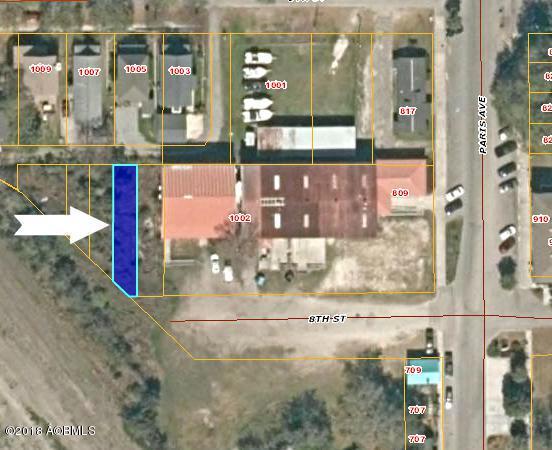 1012 8th Street, Port Royal, SC 29935 (MLS #158561) :: RE/MAX Coastal Realty