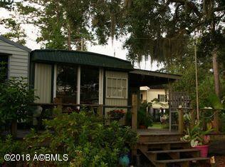 20 Tomahawk Trail, St. Helena Island, SC 29920 (MLS #158609) :: RE/MAX Coastal Realty