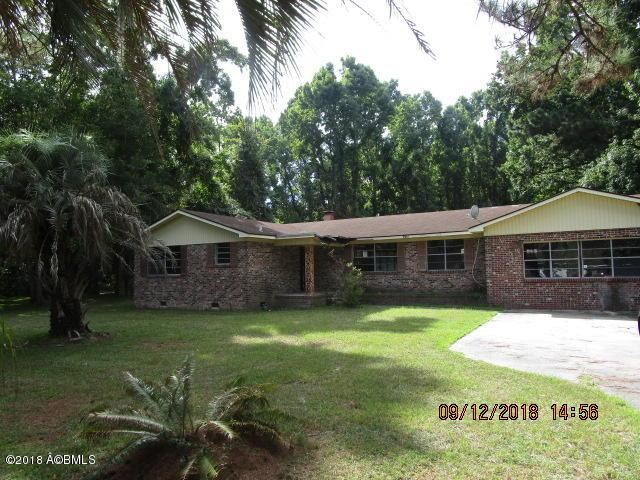 167 Little Capers Road, Beaufort, SC 29907 (MLS #158786) :: RE/MAX Island Realty