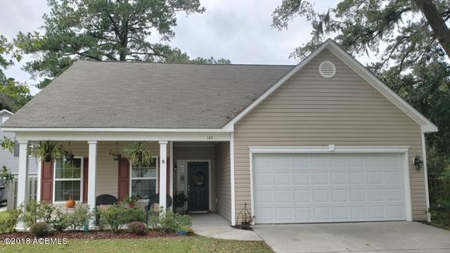 149 Patriot Court, Beaufort, SC 29906 (MLS #159349) :: RE/MAX Coastal Realty