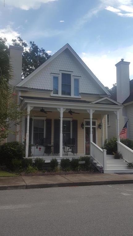 5 Canton Row, Beaufort, SC 29906 (MLS #159484) :: RE/MAX Coastal Realty