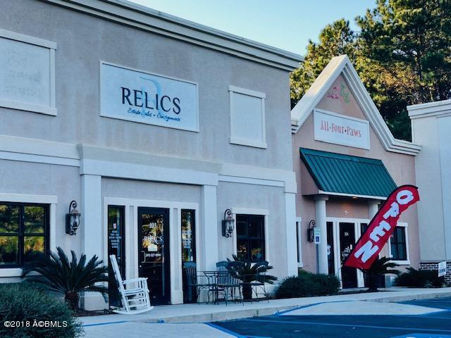 53 Persimmons Street #104, Bluffton, SC 29910 (MLS #159642) :: RE/MAX Coastal Realty