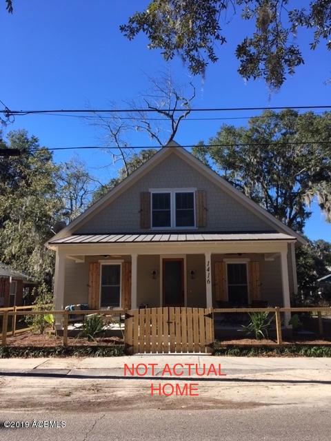 1806 Oconnell Street, Beaufort, SC 29902 (MLS #160117) :: RE/MAX Island Realty