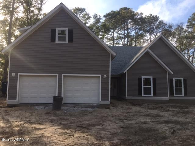 117 Middle Road, Beaufort, SC 29907 (MLS #160504) :: RE/MAX Island Realty