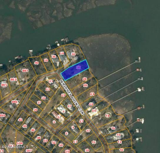30 Wrights Point Circle, Beaufort, SC 29902 (MLS #160626) :: RE/MAX Island Realty