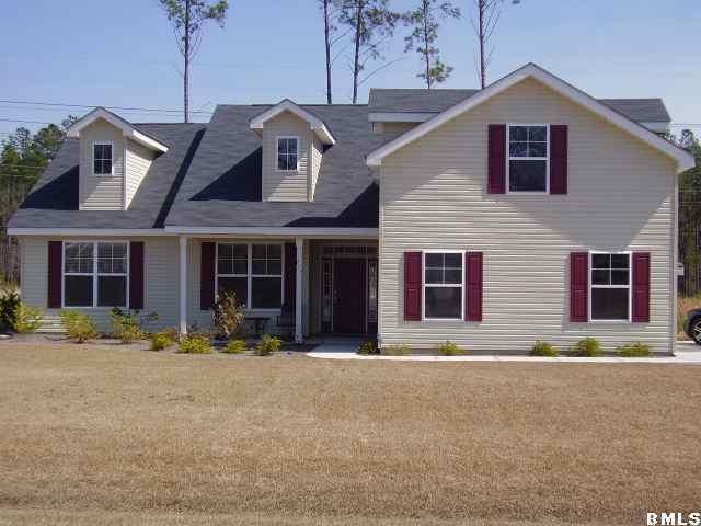 117 Graham Hall S, Ridgeland, SC 29936 (MLS #160711) :: RE/MAX Coastal Realty