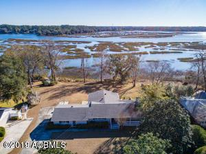 2237 Plantation Drive, Beaufort, SC 29902 (MLS #160851) :: RE/MAX Coastal Realty