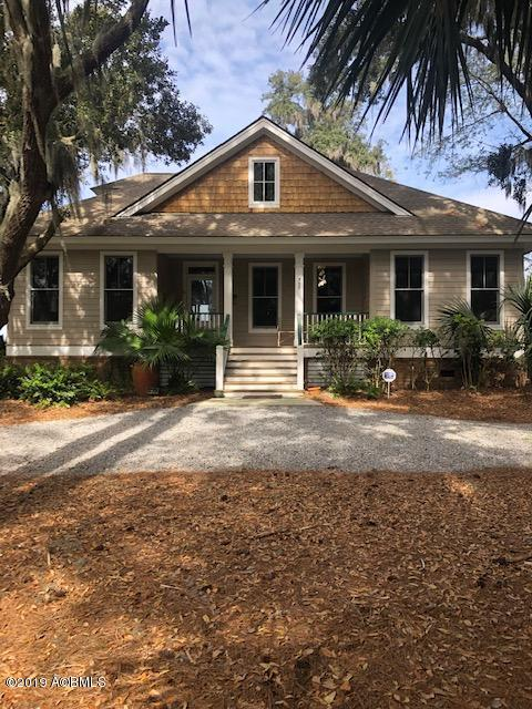 757 Eddings Point Road, St. Helena Island, SC 29920 (MLS #160965) :: RE/MAX Coastal Realty