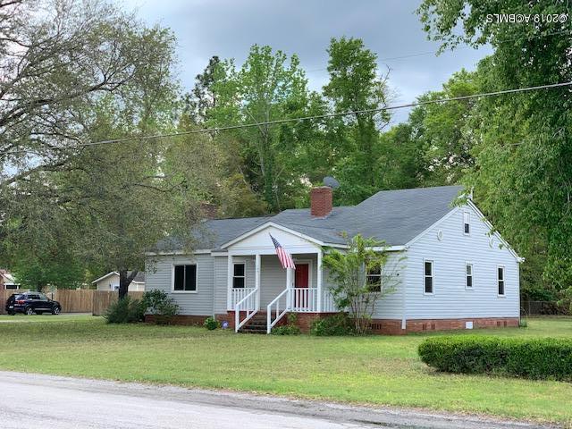 105 Pine Street W, Hampton, SC 29924 (MLS #161519) :: RE/MAX Island Realty