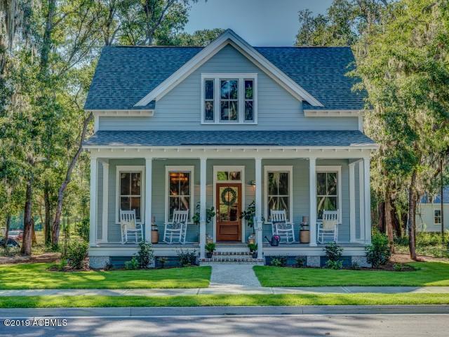 5 Emerald Street, Beaufort, SC 29907 (MLS #161971) :: RE/MAX Coastal Realty