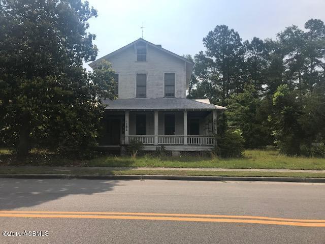 282 Main Street E, Fairfax, SC 29827 (MLS #162301) :: RE/MAX Coastal Realty