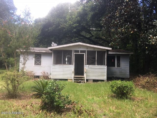 19 Lawson Road, Beaufort, SC 29906 (MLS #162818) :: RE/MAX Island Realty