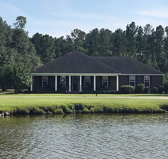 107 Waters Circle Road, Hampton, SC 29924 (MLS #163614) :: MAS Real Estate Advisors
