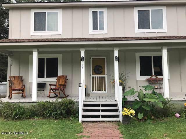 99 Brandon Drive, Ridgeland, SC 29936 (MLS #163675) :: RE/MAX Island Realty