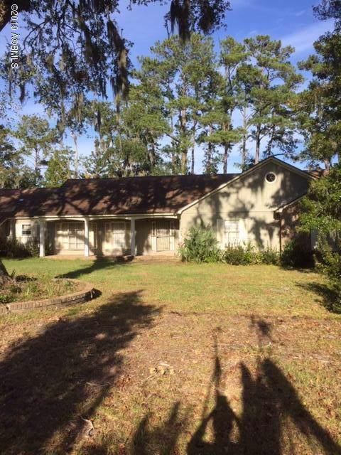 6023 Dowlingwood Drive, Beaufort, SC 29902 (MLS #164109) :: MAS Real Estate Advisors