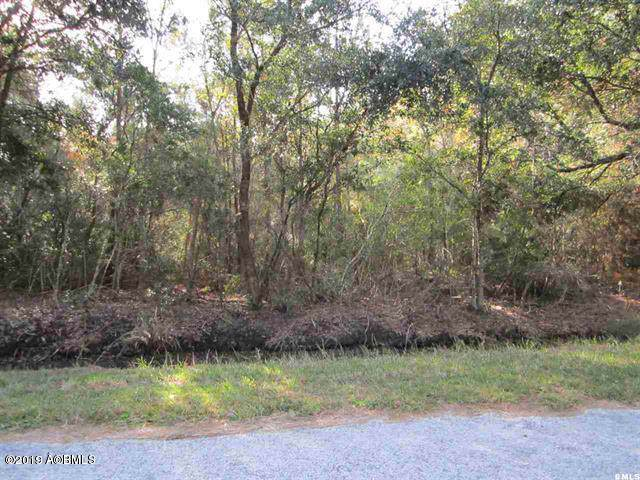 47 Meadowbrook Drive S, Beaufort, SC 29907 (MLS #164313) :: RE/MAX Coastal Realty
