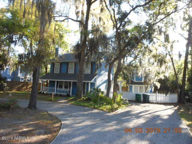 1608 Columbia Avenue, Port Royal, SC 29935 (MLS #164471) :: MAS Real Estate Advisors
