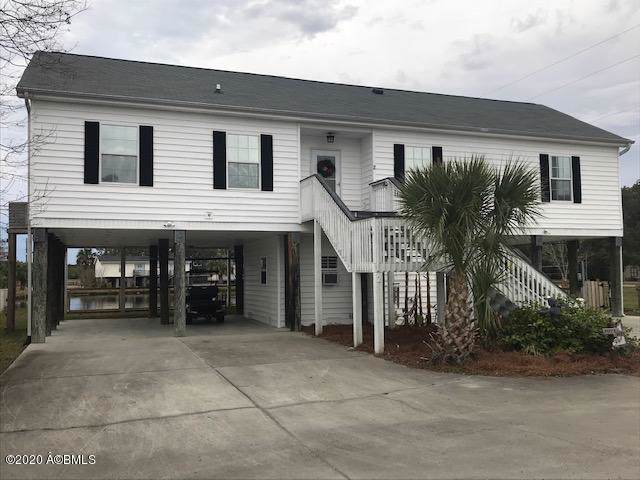 2 Red Feather Trail, St. Helena Island, SC 29920 (MLS #164713) :: Shae Chambers Helms | Keller Williams Realty