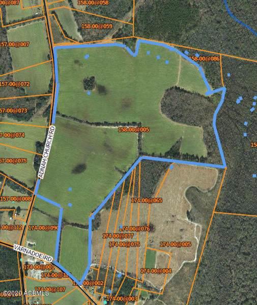 0 Adnah Church Road, Islandton, SC 29929 (MLS #164801) :: MAS Real Estate Advisors
