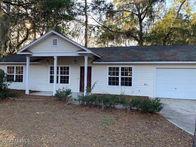 2702 Rosemont Avenue, Port Royal, SC 29935 (MLS #164893) :: MAS Real Estate Advisors