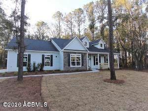 9 Downing Drive, Beaufort, SC 29907 (MLS #164953) :: MAS Real Estate Advisors