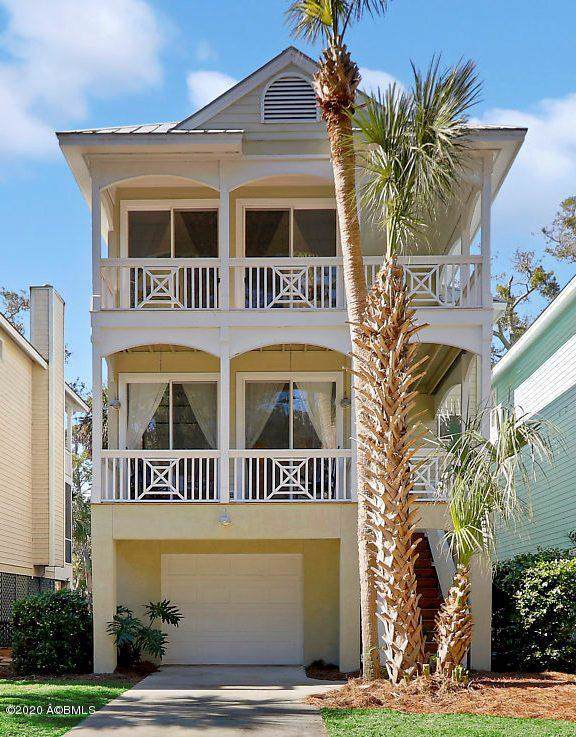 718 Bonito Drive, Fripp Island, SC 29920 (MLS #165011) :: The Homes Finder Realty Group