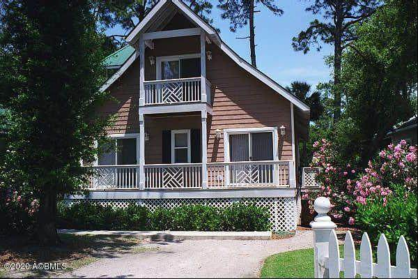 22 Davis Love Drive, Fripp Island, SC 29920 (MLS #165187) :: RE/MAX Coastal Realty