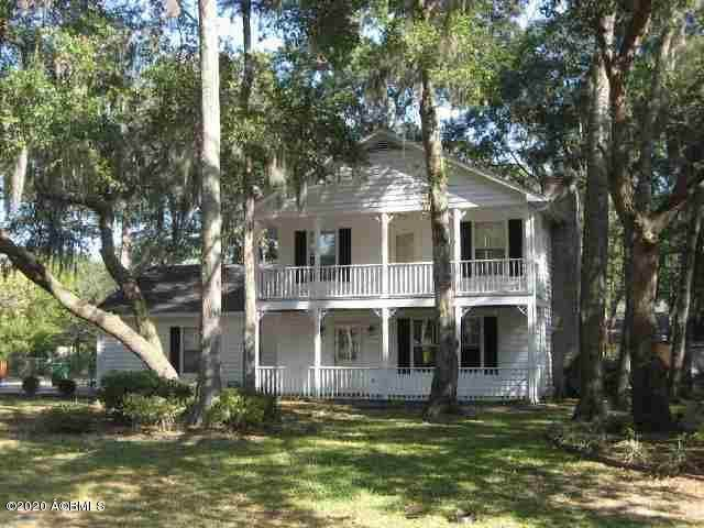1610 Columbia Avenue, Port Royal, SC 29935 (MLS #165323) :: The Homes Finder Realty Group
