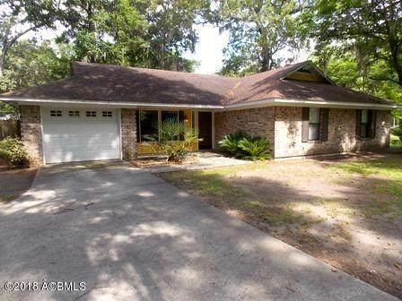 37 Pine Run Trail, Lady's Island, SC 29907 (MLS #165688) :: MAS Real Estate Advisors