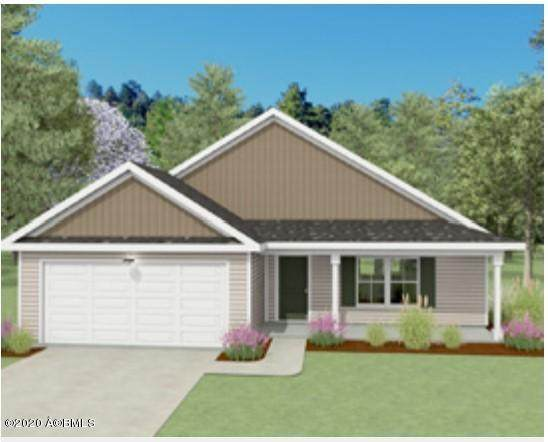 430 Colony Drive, Ridgeland, SC 29936 (MLS #165871) :: Coastal Realty Group