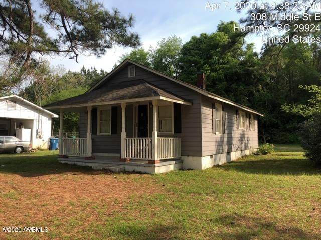 311 Middle Street E, Hampton, SC 29924 (MLS #165913) :: Shae Chambers Helms | Keller Williams Realty