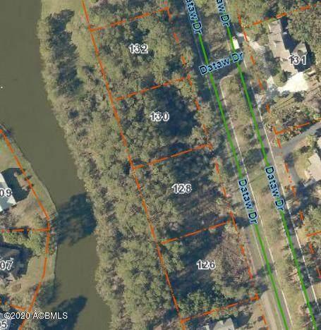 132 Dataw Drive, Dataw Island, SC 29920 (MLS #166115) :: RE/MAX Island Realty