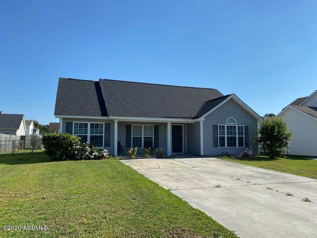 96 Wintergreen Drive, Beaufort, SC 29906 (MLS #166177) :: Coastal Realty Group