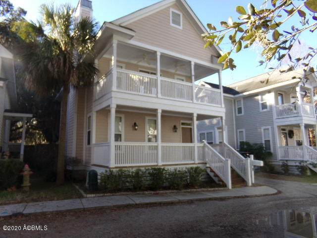 2210 Waddell Road #13, Port Royal, SC 29935 (MLS #166747) :: Shae Chambers Helms | Keller Williams Realty
