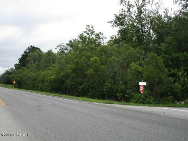400 Charleston Highway, Yemassee, SC 29945 (MLS #166750) :: Coastal Realty Group