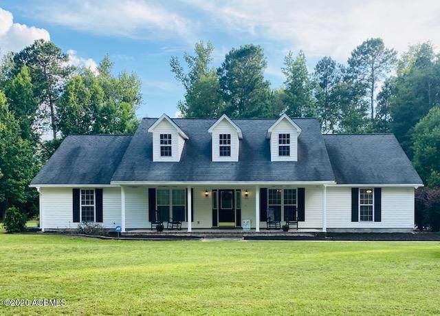117 Glendale Street, Hampton, SC 29924 (MLS #166861) :: MAS Real Estate Advisors