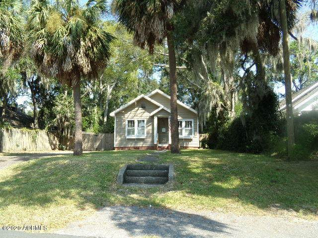 1807 Prince Street, Beaufort, SC 29902 (MLS #166870) :: Coastal Realty Group