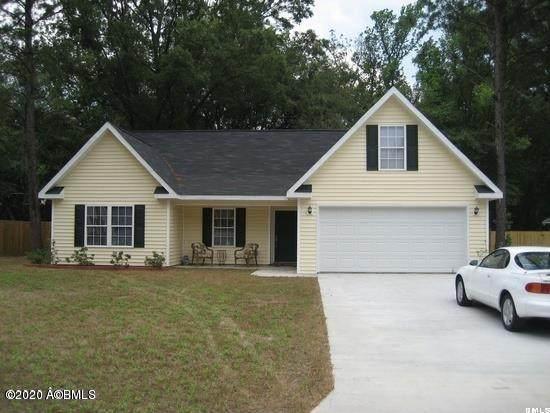 57 Cameron Drive, Yemassee, SC 29945 (MLS #167061) :: Coastal Realty Group