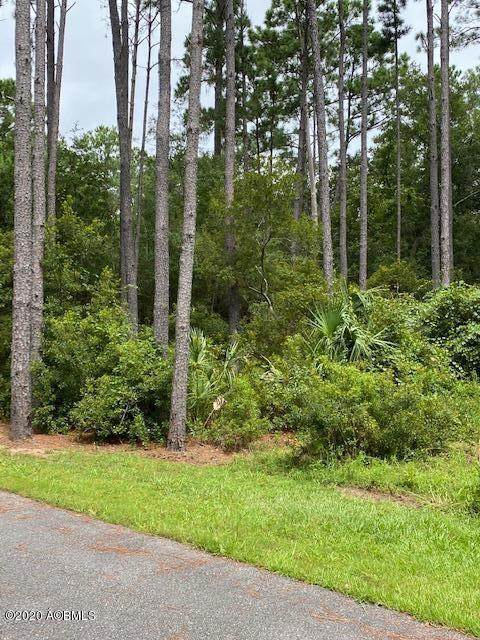 13 Vista Boulevard W, St. Helena Island, SC 29920 (MLS #167465) :: Coastal Realty Group