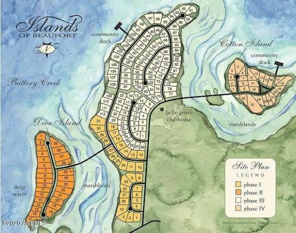 329 De La Gaye, Beaufort, SC 29902 (MLS #168126) :: RE/MAX Island Realty