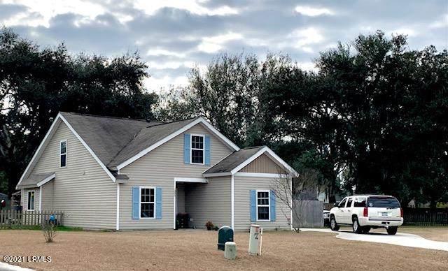 1006 Mustelidae Road, Beaufort, SC 29902 (MLS #169511) :: RE/MAX Island Realty