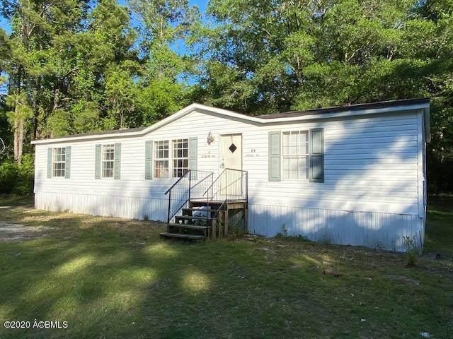 26 Craig Lane, Beaufort, SC 29906 (MLS #169856) :: RE/MAX Island Realty